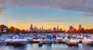 Diversey Harbor, Chicago and South Lake Michigan Harbors