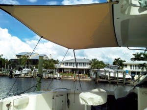 Boat Sunshades