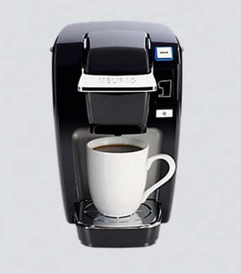 Best Boat Coffee Makers - Keurig® K10 MINI Plus Brewing System