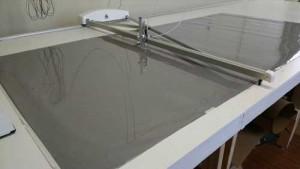 ProSail Fabric Plotter