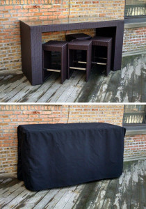 Other Services Offered by Chicago Marine Canvas: Patio Furniture Cover
