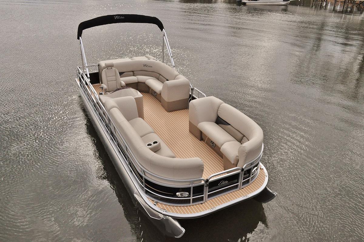 tritoon encore charleston cruise north ladson owned truauto dealers marine pre pontoon bentley