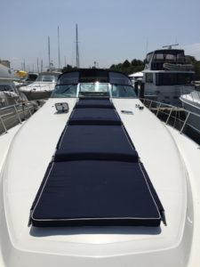 Sea Ray 500 Custom Sunpad