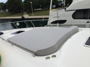 Sundancer 300 Custom Sunpad By Chicago Marine Canvas