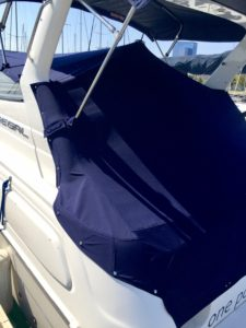 Regal Cockpit Cover By Chicago Marine Canvas