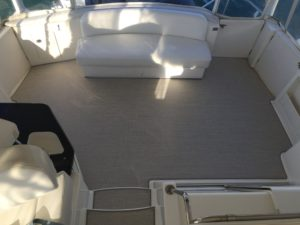 Infinity Woven Vinyl Flooring By Chicago Marine Canvas